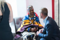 Belvedere Celebrates (RED) and Partnership with South African Artist, Esther Mahlangu at the Dusable Museum in Chicago #221