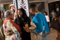 Belvedere Celebrates (RED) and Partnership with South African Artist, Esther Mahlangu at the Dusable Museum in Chicago #242
