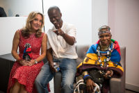 Belvedere Celebrates (RED) and Partnership with South African Artist, Esther Mahlangu at the Dusable Museum in Chicago #264