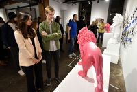 Cecil: A Love Story exhibition opening at Joseph Gross Gallery #9