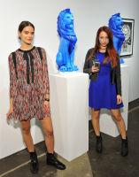 Cecil: A Love Story exhibition opening at Joseph Gross Gallery #11
