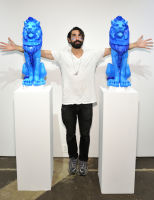 Cecil: A Love Story exhibition opening at Joseph Gross Gallery #13