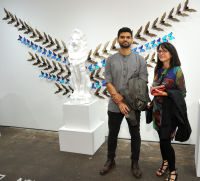 Cecil: A Love Story exhibition opening at Joseph Gross Gallery #20