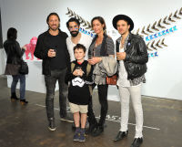 Cecil: A Love Story exhibition opening at Joseph Gross Gallery #23