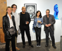 Cecil: A Love Story exhibition opening at Joseph Gross Gallery #41