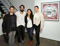 Cecil: A Love Story exhibition opening at Joseph Gross Gallery #44