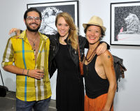 Cecil: A Love Story exhibition opening at Joseph Gross Gallery #63