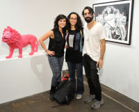 Cecil: A Love Story exhibition opening at Joseph Gross Gallery #76