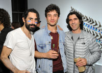 Cecil: A Love Story exhibition opening at Joseph Gross Gallery #95