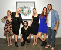 Cecil: A Love Story exhibition opening at Joseph Gross Gallery #114