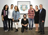 Cecil: A Love Story exhibition opening at Joseph Gross Gallery #115