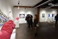 Cecil: A Love Story exhibition opening at Joseph Gross Gallery #132