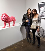 Cecil: A Love Story exhibition opening at Joseph Gross Gallery #140