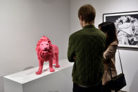 Cecil: A Love Story exhibition opening at Joseph Gross Gallery #141