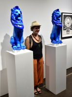 Cecil: A Love Story exhibition opening at Joseph Gross Gallery #147