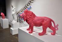 Cecil: A Love Story exhibition opening at Joseph Gross Gallery #152