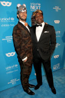 LOS ANGELES, CA - OCTOBER 27:  TV writer Pete Huyck (L) and actor Sam Richardson at the fourth annual UNICEF Next Generation Masquerade Ball on October 27, 2016 in Los Angeles, California.  (Photo by Tommaso Boddi/Getty Images for U.S. Fund for UNICEF)