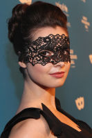 LOS ANGELES, CA - OCTOBER 27:  Actress Vanessa Marano at the fourth annual UNICEF Next Generation Masquerade Ball on October 27, 2016 in Los Angeles, California.  (Photo by Tommaso Boddi/Getty Images for U.S. Fund for UNICEF)