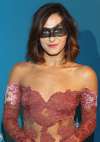 LOS ANGELES, CA - OCTOBER 27:  Actress Scout Compton at the fourth annual UNICEF Next Generation Masquerade Ball on October 27, 2016 in Los Angeles, California.  (Photo by Tommaso Boddi/Getty Images for U.S. Fund for UNICEF)