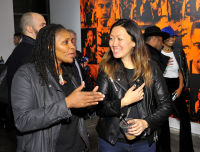 Orange Is The New Black exhibition opening at Joseph Gross Gallery #9