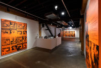Orange Is The New Black exhibition opening at Joseph Gross Gallery #18