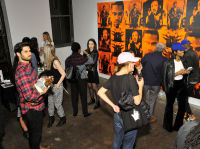 Orange Is The New Black exhibition opening at Joseph Gross Gallery #58