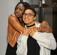 Orange Is The New Black exhibition opening at Joseph Gross Gallery #112