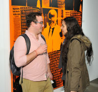 Orange Is The New Black exhibition opening at Joseph Gross Gallery #119