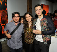 Orange Is The New Black exhibition opening at Joseph Gross Gallery #128