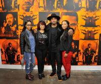 Orange Is The New Black exhibition opening at Joseph Gross Gallery #149