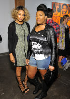 Orange Is The New Black exhibition opening at Joseph Gross Gallery #158