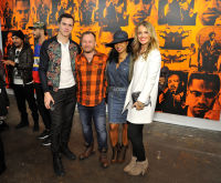 Orange Is The New Black exhibition opening at Joseph Gross Gallery #160