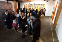 Orange Is The New Black exhibition opening at Joseph Gross Gallery #177