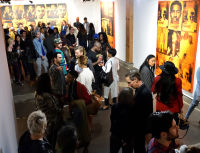 Orange Is The New Black exhibition opening at Joseph Gross Gallery #183