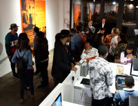 Orange Is The New Black exhibition opening at Joseph Gross Gallery #192