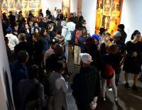 Orange Is The New Black exhibition opening at Joseph Gross Gallery #200