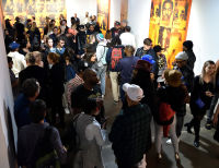 Orange Is The New Black exhibition opening at Joseph Gross Gallery #201