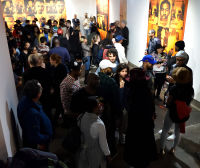 Orange Is The New Black exhibition opening at Joseph Gross Gallery #202