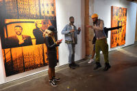 Orange Is The New Black exhibition opening at Joseph Gross Gallery #213
