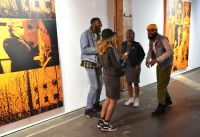 Orange Is The New Black exhibition opening at Joseph Gross Gallery #216