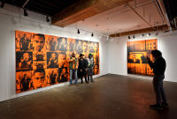 Orange Is The New Black exhibition opening at Joseph Gross Gallery #217