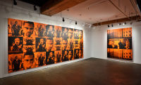 Orange Is The New Black exhibition opening at Joseph Gross Gallery #219