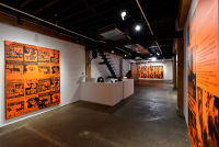 Orange Is The New Black exhibition opening at Joseph Gross Gallery #225