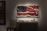 Bernie Taupin Debuts ANTIPHONA Exhibit at Waterhouse & Dodd in New York #1
