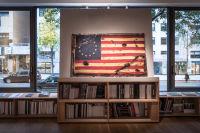 Bernie Taupin Debuts ANTIPHONA Exhibit at Waterhouse & Dodd in New York #2