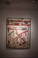 Bernie Taupin Debuts ANTIPHONA Exhibit at Waterhouse & Dodd in New York #5