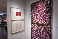 Bernie Taupin Debuts ANTIPHONA Exhibit at Waterhouse & Dodd in New York #11