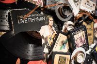 Bernie Taupin Debuts ANTIPHONA Exhibit at Waterhouse & Dodd in New York #8