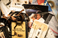 Bernie Taupin Debuts ANTIPHONA Exhibit at Waterhouse & Dodd in New York #15