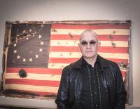 Bernie Taupin Debuts ANTIPHONA Exhibit at Waterhouse & Dodd in New York #16